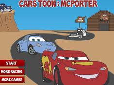 Cartoon McPorter