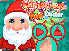 Christmas Foot Doctor