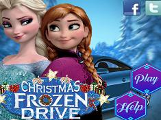 Christmas Frozen Drive