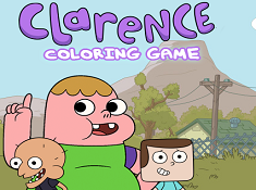 Clarence Coloring