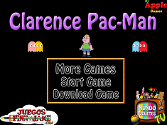 Clarence Pac Man