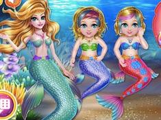 Crazy Mommy Mermaid Story