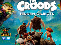 Croods Hidden Objects
