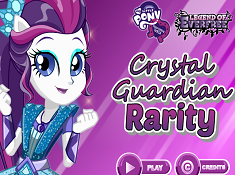 Crystal Guardian Rarity