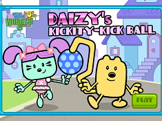 Daizys Kickity Kick Ball
