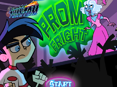Danny Phantom Prom Fright