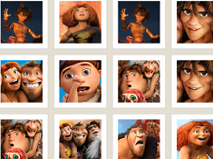 Dawn of the Croods Memory