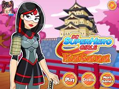 DC Super Hero Girls Katana