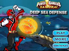 Deep Sea Defense