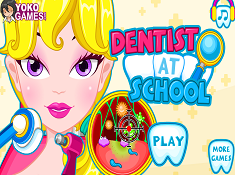 Dentist at School