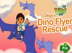 Diegos Dino Flyer Rescue