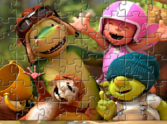 Digby Dragon Puzzle