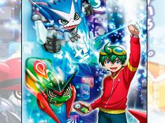 Digimon Universe Puzzle