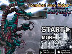 Dino Robot Baryonyx