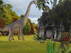 Dinosaur Adventure Escape