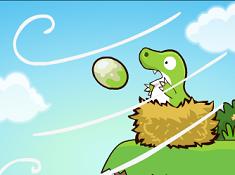 Dinosaur Mom Save Dinosaur Egg