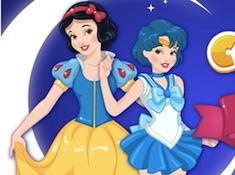 Disney Cosplay for Halloween