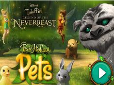 Disney Fairies Pixie Hollow Pets
