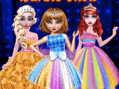 Disney Princesses Barbie Show