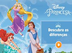 Disney Princesses Differences