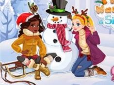 Do You Wanna Build a Snowman