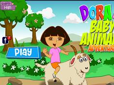 Dora and Baby Animals Adventure