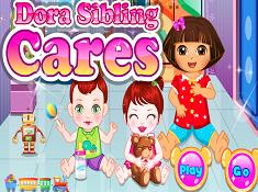 Dora Sibling Cares