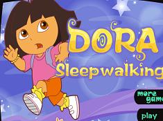 Dora Sleepwalking
