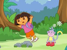 Dora the Leg Surgery
