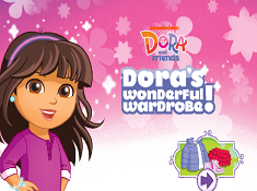 Doras Wonderful Wardrobe