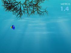 Dory Swimming