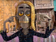 Doug Scream Street Puzzle