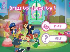 Dress Up Level Up