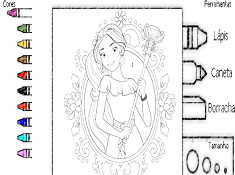 Elena of Avalor Coloring