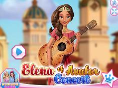Elena of Avalor Concert
