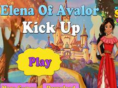 Elena of Avalor Kick Up