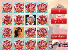 Elena Of Avalor Matching