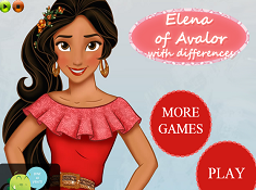 Elena of Avalor With Differences