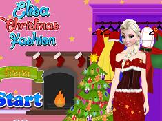 Elsa Christmas Fashion