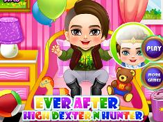 Ever After High Dexter n Hunter