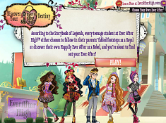 Ever After High Fairtytale