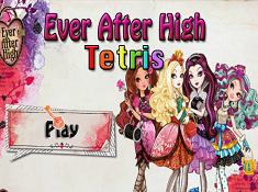 Ever After High Tetris