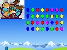Everybody Loves a Moose Balloon Pop