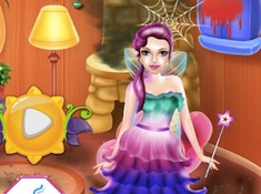 Fairy Room Cleaning