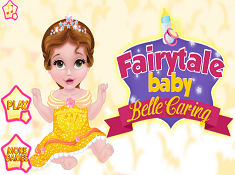 Fairytale Baby Belle Caring