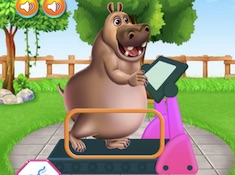 Fat to Fit Hippo