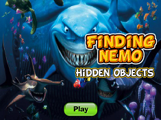 Finding Dory Hidden Objects