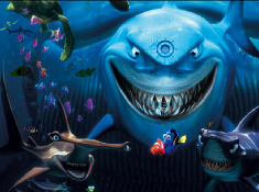 Finding Nemo Hidden Objects