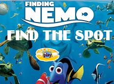 Finding Nemo Hidden Spots