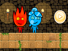 Fireboy and Watergirl Temple Adventure